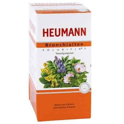 Heumann Solubifix T herbata oskrzelowa  zamów na apo-discounter.pl