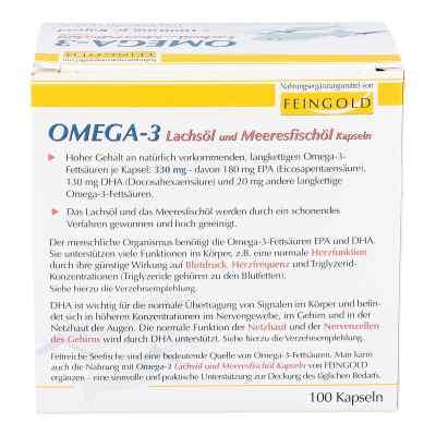 Omega 3 z łososia w kapsułkach