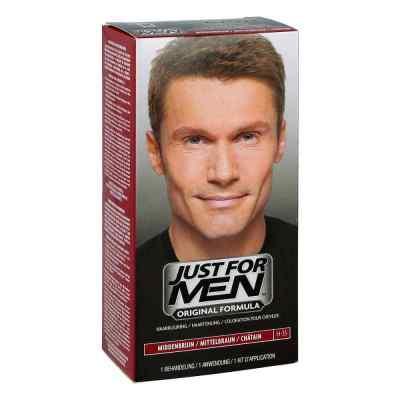 Just for Men szampon koloryzujący odcień średni brąz   zamów na apo-discounter.pl