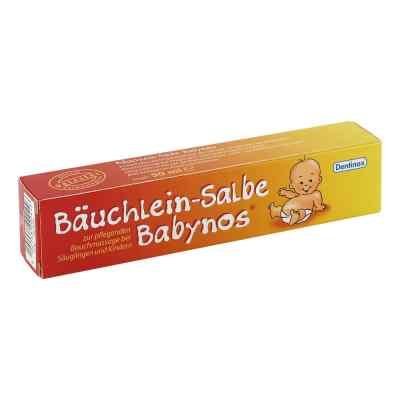 Baeuchlein Babynos maść  zamów na apo-discounter.pl