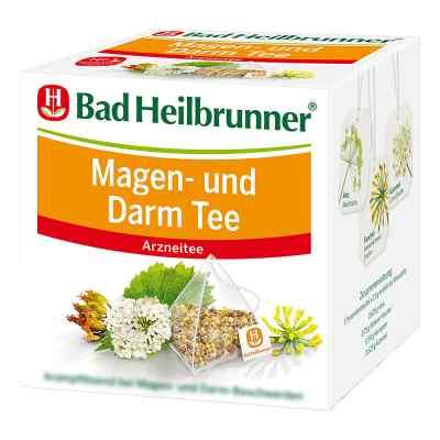 Bad Heilbrunner herbata na dolegliwości żołądkowe  zamów na apo-discounter.pl