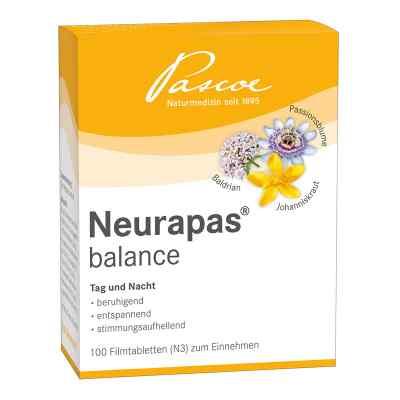 NEURAPAS balance, tabletki powlekane  zamów na apo-discounter.pl