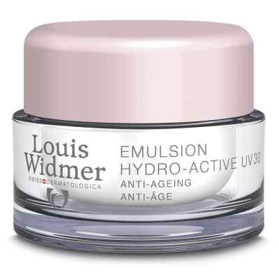 Louis Widmer Hydro-Active emulsja na dzień z ochroną UV30  zamów na apo-discounter.pl