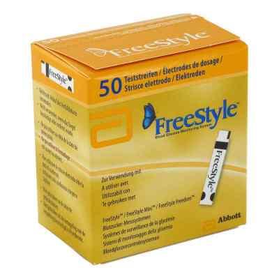 FreeStyle paski testowe stężenia glukozy we krwi