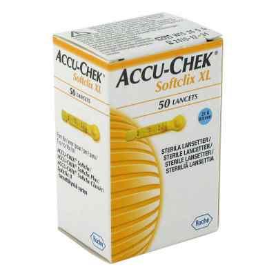 Accu Chek Softclix Lancet Xl  zamów na apo-discounter.pl
