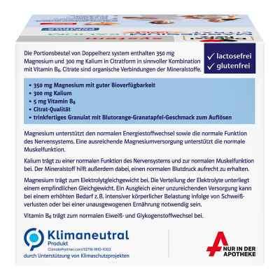 Doppelherz System Magnez+Potas (cytrynian) w saszetkach