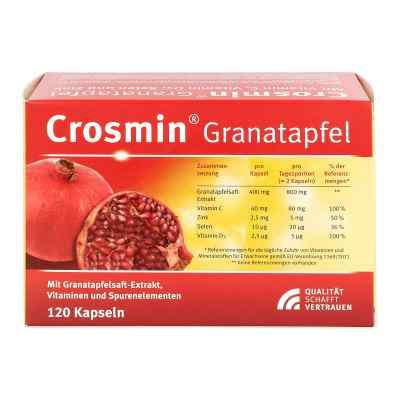 Crosmin kapsułki z wyciągiem z granatów  zamów na apo-discounter.pl