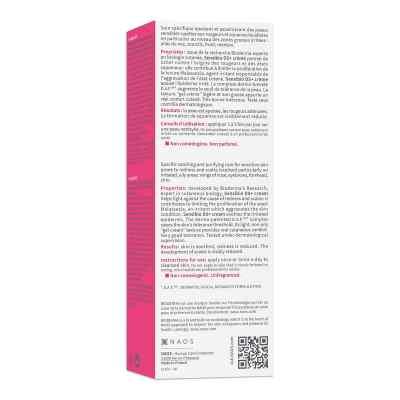 Bioderma Sensibio DS+ krem przeciwko podrażnieniom  zamów na apo-discounter.pl