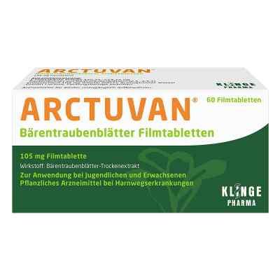 Arctuvan Baerentrauben Filmtabl.