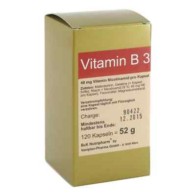 Vitamin B3 w kapsułkach  zamów na apo-discounter.pl