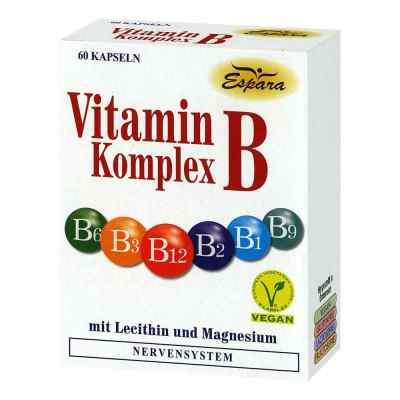 Vitamin B Komplex Kapseln  zamów na apo-discounter.pl