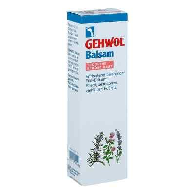 Gehwol balsam do stóp do skóry suchej  zamów na apo-discounter.pl