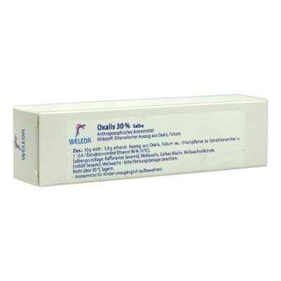 Oxalis Folium 30% Unguentum