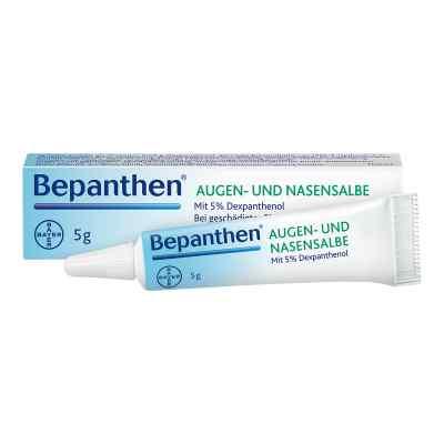 Bepanthen maść do nosa i oczu  zamów na apo-discounter.pl