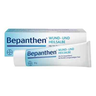 Bepanthen Maść regeneracyjna  zamów na apo-discounter.pl