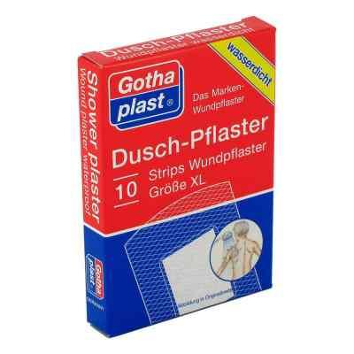 Gothaplast Xl 70mmx48mm plaster pod prysznic  zamów na apo-discounter.pl