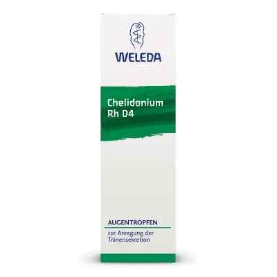 Weleda Chelidonium krople do oczu Rh D4  zamów na apo-discounter.pl