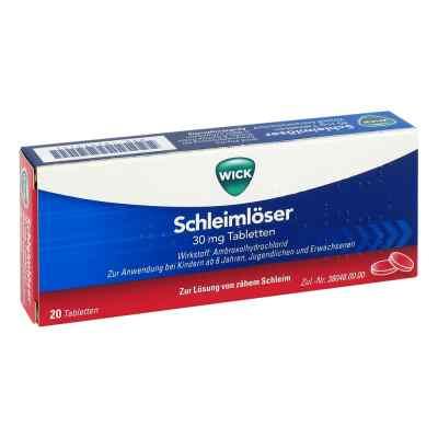 Wick Schleimloeser 30 mg Tabletten  zamów na apo-discounter.pl