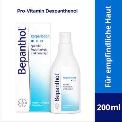 Bepanthol balsam do ciała