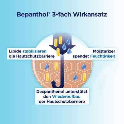 Bepanthol balsam do ciała saszetka uzupełniająca  zamów na apo-discounter.pl