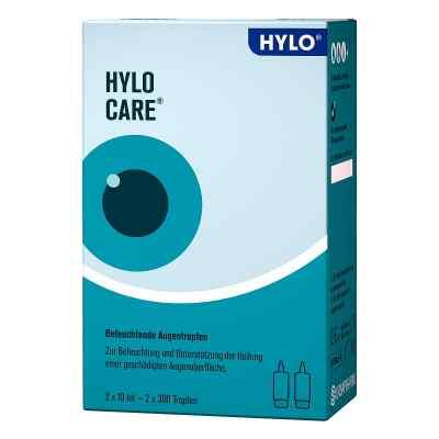Hylo Care krople do oczu 2x10ml  zamów na apo-discounter.pl