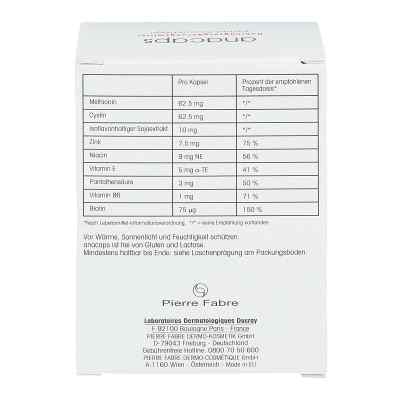 Ducray Anacaps kapsułki z aminokwasami   zamów na apo-discounter.pl