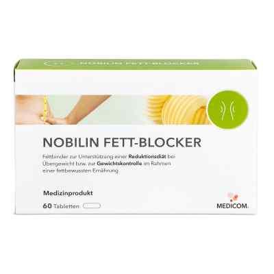 Nobilin Fett-blocker tabletki  zamów na apo-discounter.pl