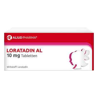 Loratadin Al 10 mg Tabl.  zamów na apo-discounter.pl