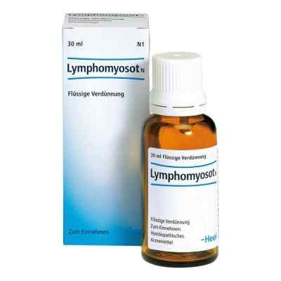 Lymphomyosot N krople