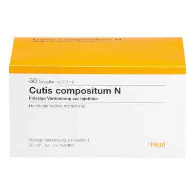 Cutis compositum N ampułki  zamów na apo-discounter.pl
