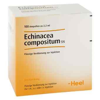 Echinacea Compositum Sn w ampułkach  zamów na apo-discounter.pl