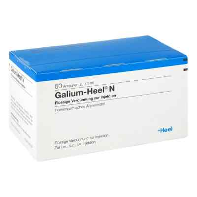Galium Heel N Amp.  zamów na apo-discounter.pl