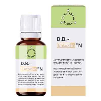 D.b. Entoxin N Tropfen  zamów na apo-discounter.pl