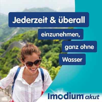 Imodium akut lingual Tabletki przeciwbólowe  zamów na apo-discounter.pl