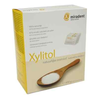 Miradent Xylitol saszetki  zamów na apo-discounter.pl