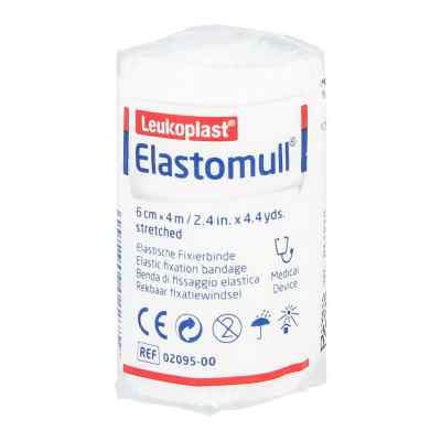 Elastomull 4mx6cm 2095 opaska elastyczna  zamów na apo-discounter.pl