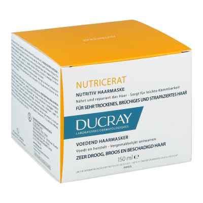 Ducray Nutricerat Ultra odżywcza maska do włosów