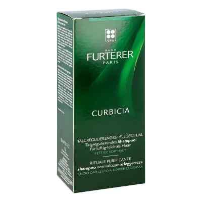 Rene Furterer Curbicia szampon normalizujący
