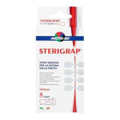 Sterigrap Wundnahtstreifen 32x8 mm  zamów na apo-discounter.pl