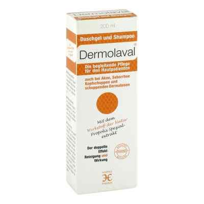 Dermolaval Duschgel+shampoo f.d.Hautpatienten  zamów na apo-discounter.pl