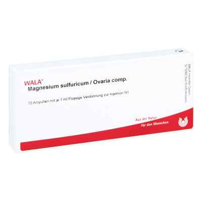 Magnesium Sulfuricum/ Ovaria Comp. ampułki  zamów na apo-discounter.pl