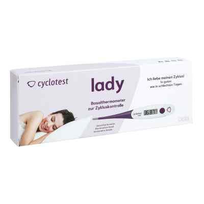 Cyclotest Lady termometr owulacyjny  zamów na apo-discounter.pl