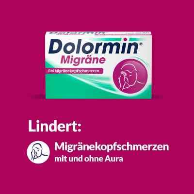 Dolormin Migrena, tabletki powlekane  zamów na apo-discounter.pl