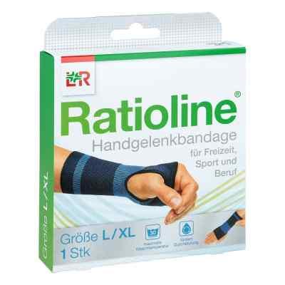 Ratioline active Handgelenkbandage L/xl  zamów na apo-discounter.pl