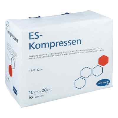 Es-kompressen unsteril 10x20cm 12f  zamów na apo-discounter.pl
