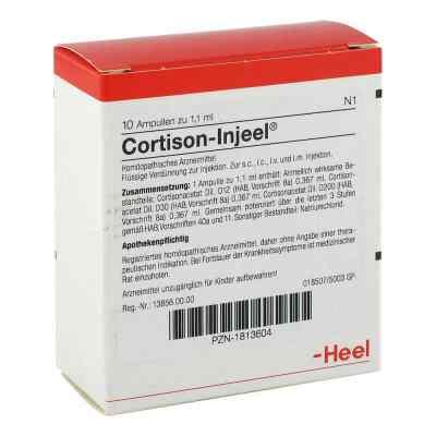 Cortison Injeele