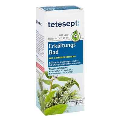Tetesept płyn do kąpieli wspomagający leczenie przeziębienia  zamów na apo-discounter.pl
