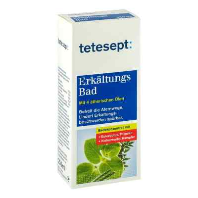 Tetesept Erkaeltungs Bad