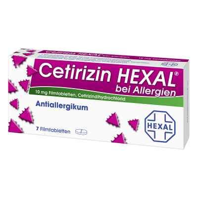 Cetirizin Hexal na alergie tabletki  zamów na apo-discounter.pl