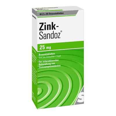 Zink Sandoz Brausetabl.  zamów na apo-discounter.pl